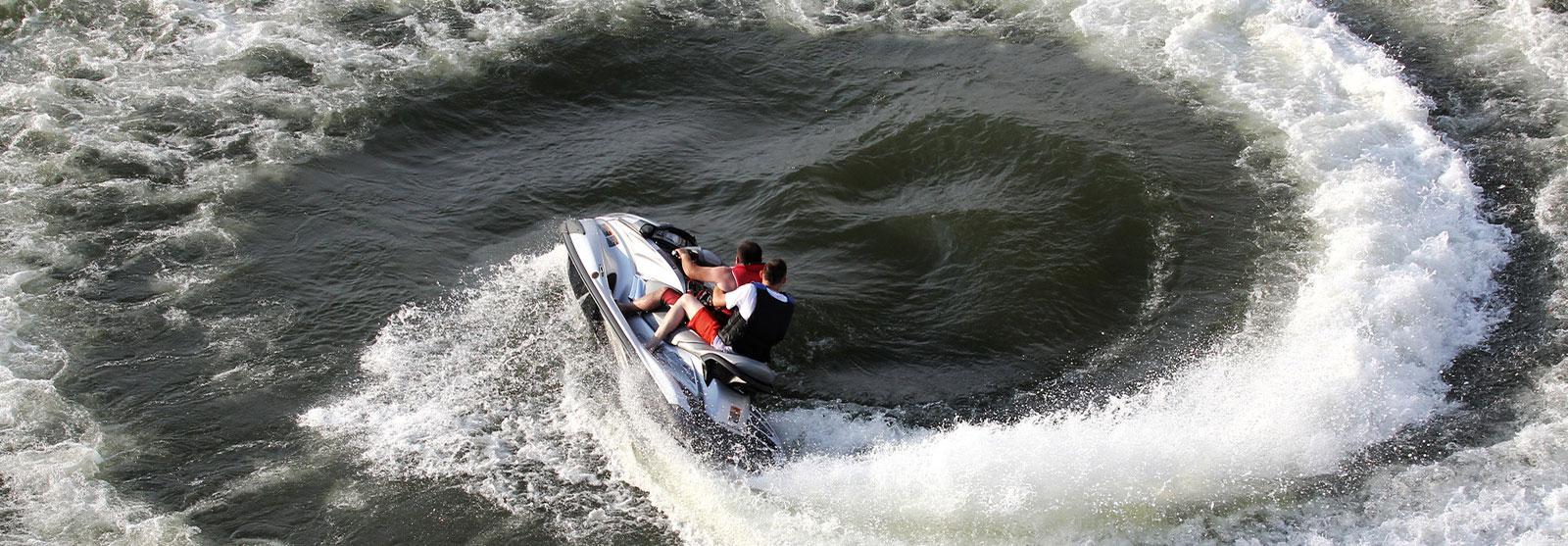 Ask about our Jet Ski and pontoon boat excursions